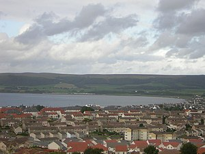 Stranraer - Image: Stranraer Close Up