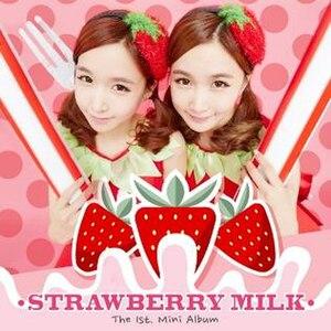 The 1st Mini Album (Strawberry Milk EP)