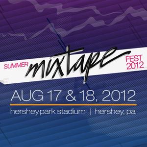Summer MixTape Festival - Image: Summer Mixtape Ad