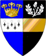 Surrey Coat of Arms