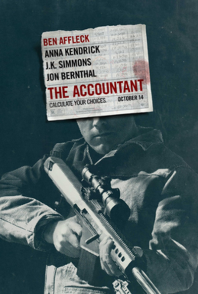 Picture of a movie: The Accountant