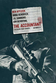 The Accountant full movie watch online free (2016)