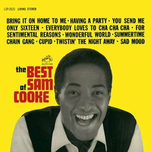 The Best of Sam Cooke - Image: The Best of Sam Cooke