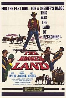 <i>The Broken Land</i> 1962 film by John A. Bushelman