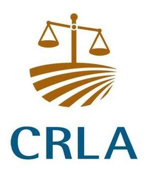 California Rural Legal Assistance - California Rural Legal Assistance logo