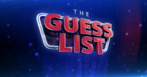 The Guess List - Image: The Guess List