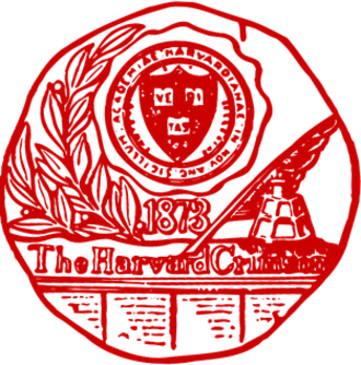 The Harvard Crimson - Seal of The Harvard Crimson corporation