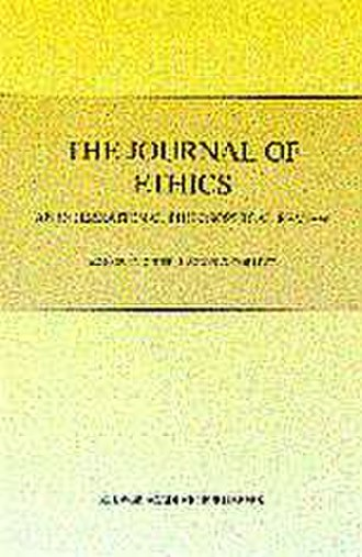 The Journal of Ethics - Image: The Journal of Ethics