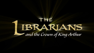 The Librarians (2014 TV series) - Title card from the series' premiere episode