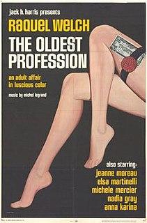 <i>The Oldest Profession</i> 1967 film