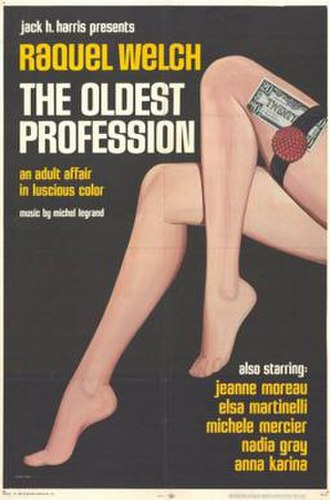 The Oldest Profession - Film poster