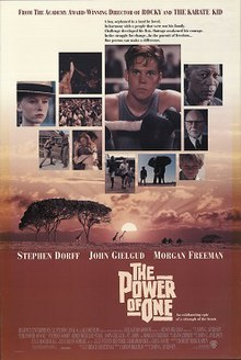 The Power Of One Film Wikipedia