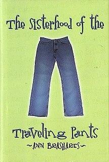 <i>The Sisterhood of the Traveling Pants</i> (novel)