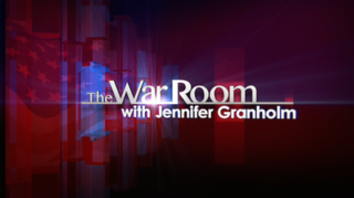 <i>The War Room with Michael Shure</i> television series