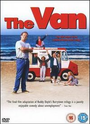 The Van (1996 film) - DVD cover