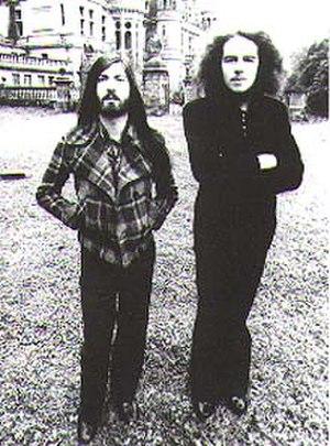 Tír na nÓg (band) - Tír na nÓg in 1972. From left to right: Leo O'Kelly, Sonny Condell