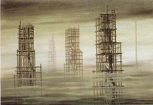 Kay Sage - Image: Tomorrow is Never