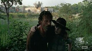 Too Far Gone (<i>The Walking Dead</i>) 8th episode of the fourth season of The Walking Dead