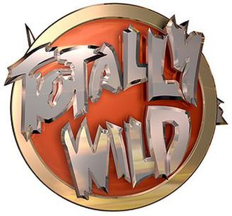 Totally Wild - Totally Wild logo used from 2003 to 2012