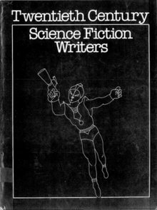 Twentieth-Century Science-Fiction Writers (1981) book cover.png