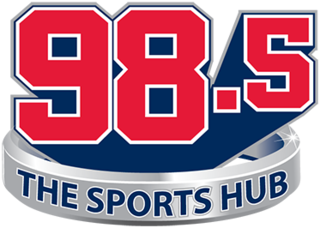 WBZ-FM Sports radio station in Boston