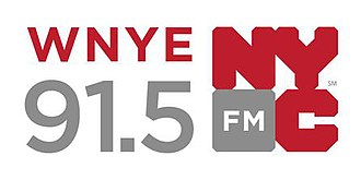 WNYE (FM) - Image: WNYE FM Logo