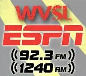 WVSL (AM) - Image: WVSL ESPN Selinsgrove