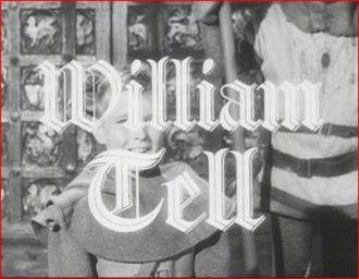 The Adventures of William Tell - Image: William Tell title screenshot
