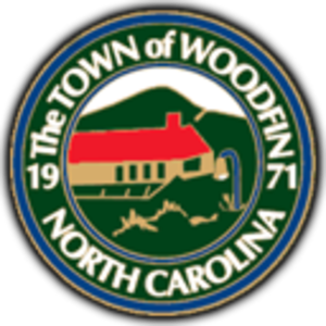 Woodfin, North Carolina - Image: Woodfinseal