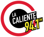 XET LaCaliente94.1 logo.png