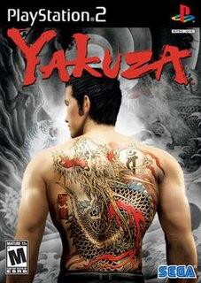 <i>Yakuza</i> (video game) 2005 action-adventure video game