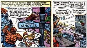 Yancy Street Gang - Image: Yancy FF 15