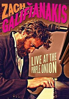 Zach Galifianakis Live at the Purple Onion DVD Cover.jpg