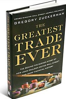 <i>The Greatest Trade Ever</i>