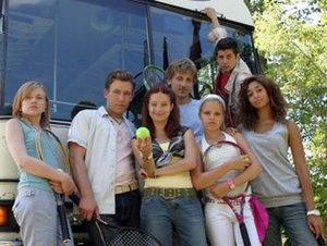 15/Love - The third season cast