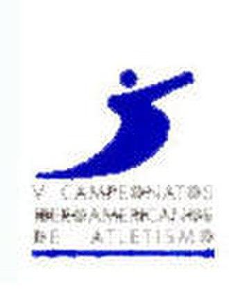 1992 Ibero-American Championships in Athletics - Image: 1992 Ibero American Championships in Athletics Logo