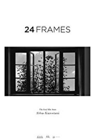24 Frames (film) - Film poster