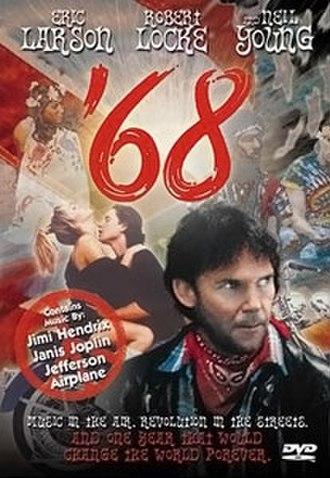 '68 (film) - DVD cover