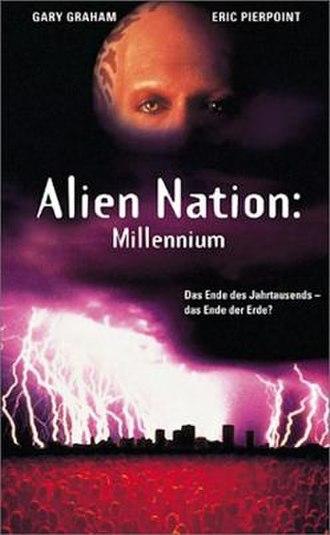 Alien Nation: Millennium - Image: AN Millennium