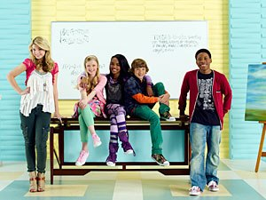 A.N.T. Farm - Image: ANT Farm Cast