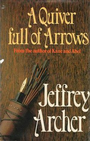 A Quiver Full of Arrows - First edition cover