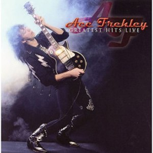 Greatest Hits Live (Ace Frehley album) - Image: Acefrehley greatlive 1
