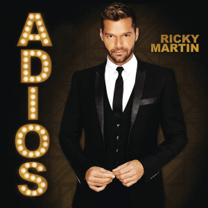 Adiós (Ricky Martin song) - Image: Adios cover