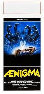 <i>Aenigma</i> (film) 1987 Italian horror film by Lucio Fulci