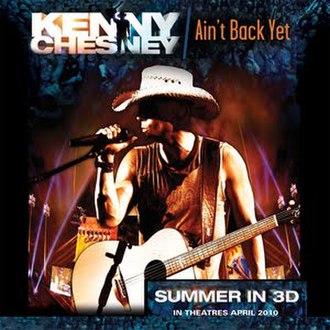 Ain't Back Yet - Image: Aintbackyet