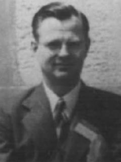 Alexander Dounce American biochemist