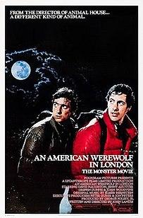 <i>An American Werewolf in London</i> 1981 film by John Landis