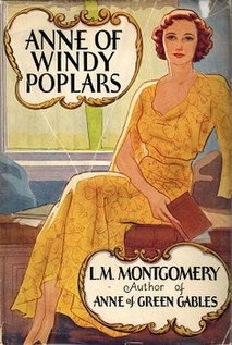<i>Anne of Windy Poplars</i> book by Lucy Maud Montgomery