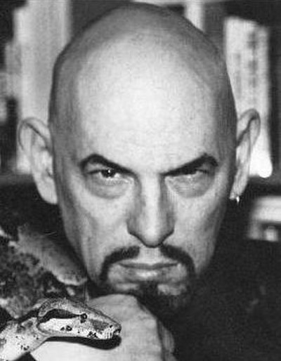Picture of an author: Anton Lavey