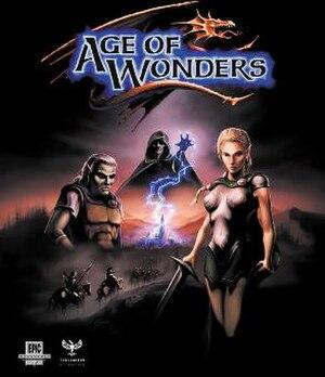 Age of Wonders - Image: Aowboxart